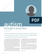 Autims Through a Social Lens