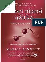 Marisa Bennett -Pedeset Níjansi Užitka