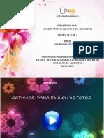 Presentación Edicion de Fotografias