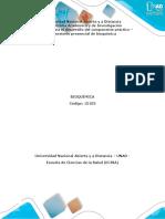 Protocolo de Práctica de Laboratorio de Bioquímica