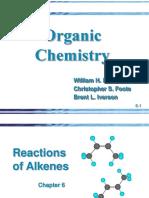 Chemistry of Alkenes