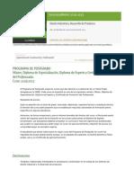 Diseño Industrial y Desarrollo de Productos