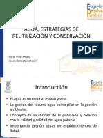 Agua Estrategias de Reutilizacion y Conservacion