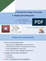 Astroproc 3 Goals