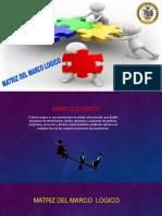 6. Matriz de Marco Logico