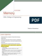 5. EC 5001 - Memory 1