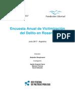 Encuesta Victimización Del Delito 2017