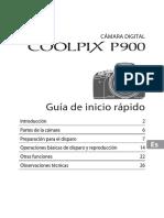 Guía de inicio rápido, Nikon p900.pdf