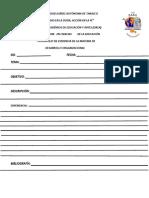 Formato Oficial