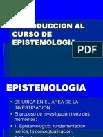Introduccion a La Epistemologia2014