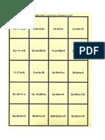 bingo ecuaciones.pdf