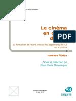 Cinema Et Fle