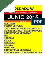 Precios mano de Obra. DEMO AGOSTO-2015  SOLDADURA.xls
