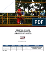 Rescatista Industrial II Sacs Group