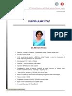 CV - Neelam Verma