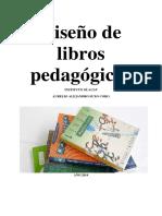 Diseño de Libros Pedagogicos