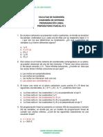 PREPARATORIO PARCIAL N°2 PROGRAMACION lINEAL
