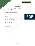 4873-Solucionario 2° Jornada de Química On Line 2015