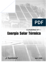 Cuaderno Energia Solar Térmica