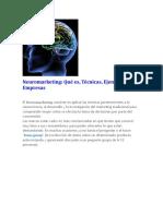 Neuro Marketing 1