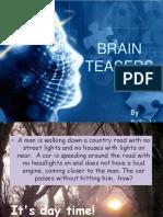 Brain Teasers Ok