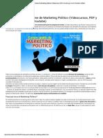 12 Cursos Gratis Online de Marketing Político (Videocursos, PDF y Canales para ver en Youtube) _ AlReto