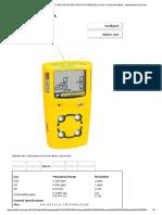 Bw Mcxl-xwhm-y-na Multi-gas Gas Detectors (Portable) Buy Online, We Ship Worldwide - Gasdetectorsusa (4)