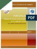 Portafolio Doctrina Social II Herrera Santander