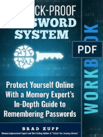 The Hack Proof Password System Workbook