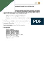 Listado de Temas y Trabajo Investigativo