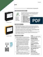 Signet 9900 Transmitter (Spanish)