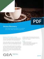 Aroma Recovery Tcm11-39319
