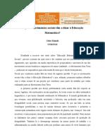 O que os movimentos sociais têm a dizer à Educação Mat.pdf