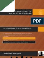 Plan Estratégico de Mercadotecnia de Servicios