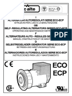 Alternator Use and Maintenance Manual