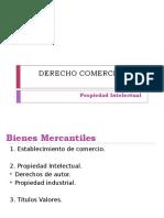 Derecho Comercial i - Propiedad Intelectual