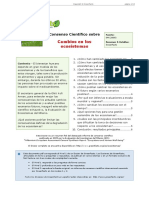 Resumen Ecosistemas MEA