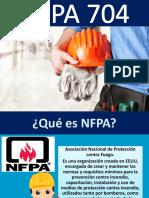 LEY NFPA 704 Y GRE