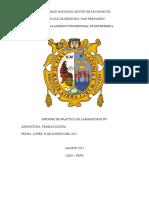 Informe N°1 - Farmacología