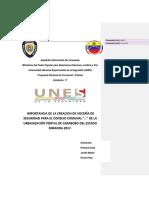 Informe-sociocumunitario unes