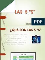 EXPOSICION - 5 S.pptx