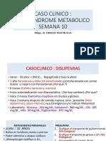 3.- Caso Clinico Sm Dm2