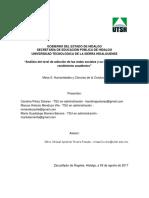 Análisis Del Nivel de Adicción de Las Redes Sociales y Su Influencia en El Rendimiento Académico
