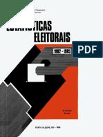 Estatisticas Eleitorais 1982 1985 Texto