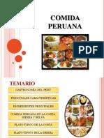 Comida Peruana
