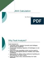 Fault MVA Calc.ppt [Compatibility M