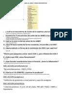 FARMACOLOGIA- Cuestionario- AINES y Otro Antipireticos
