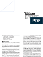 20160317 Carta Pastoral Mons. Jorge Solorano Perez
