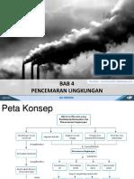 Bab 4 Pencemaran Lingkungan