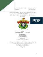 Ulmi Fadillah, S.Ked - Case Report Open Fracture Tibia Fibula